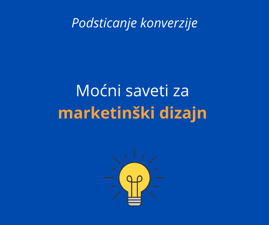 marketinski dizajn