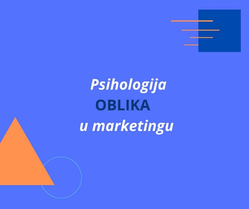 psihologija oblika u marketingu