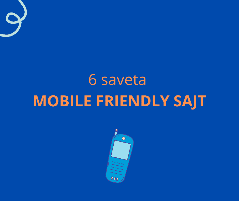 mobile friendly sajt